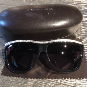 Michael Kors Rhinestone Sunglasses